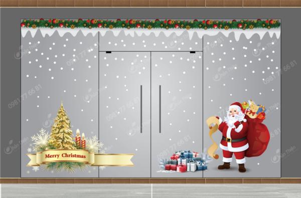 Trang Trí Giáng Sinh Mẫu N6